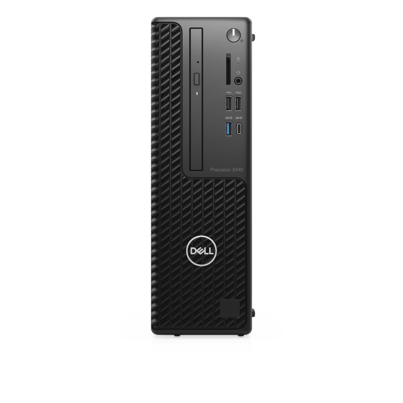 Dell 3440 Small Form Factor - SFF - Core i7 10700 2.9 GHz - vPro - 16 GB - SSD 512 GB - with 1-year Basic Onsite (Italy - 3-year)