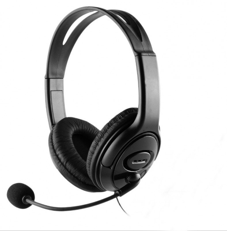 AURICULARES COOLBOX C/MIC USB coolCHAT U1